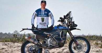 Ross Branch е новото попълнение в екипа на Monster Energy Yamaha Rally Team