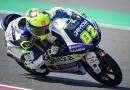 Moto3: Непа печели виртуална победа на Силвърстоун