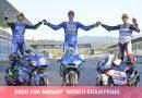 Героите на сезон 2020 г. в MotoGP.  Кой получи наградите на ФИМ