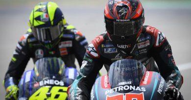 MotoGP: Куартараро започна живота си в заводския отбор на Yamaha