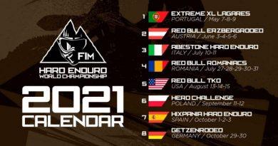 Утвърдиха календара на световния шампионат по Hard Enduro за 2021 година