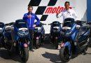 Yamaha и MotoGP се договориха за доставка на скутери