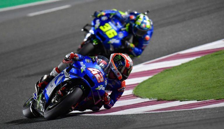 Suzuki продължи договора си с Dorna да се състезава в MotoGP