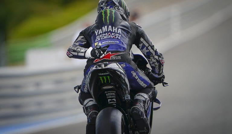 MotoGP: Винялес и Ринс доминират на тестовете на Херес