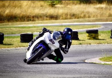 Виктор Стоянов с дебют в НШ по мотоциклетизъм на писта