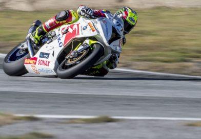 Мартин Чой с решаващо участие за титлата на България по мотоциклетизъм този уикенд