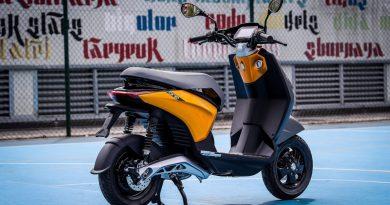 Piaggio 1 – модерен електрически скутер